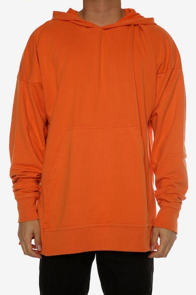 Other UK Clothing Limited Everyday Hoodie Washed Orange