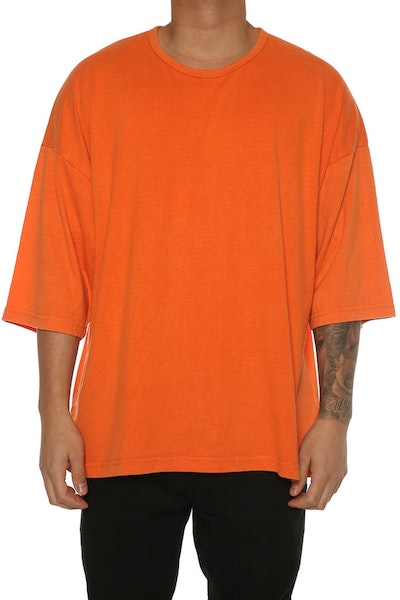 Other UK Clothing Limited Box Tee Orange