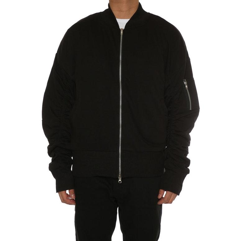 Other UK Clothing Limited Oversized Bomber Jacket Black – Culture ...