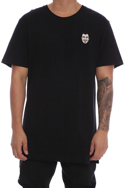 Goat Crew Nollsy Mini Head Tee Black