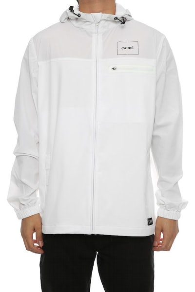 Carré Section Longitude Jacket White