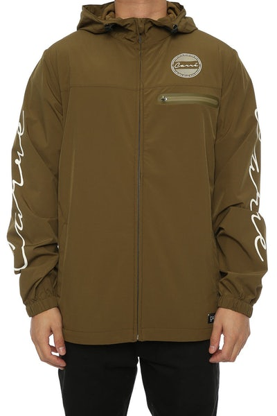 Carré Revolution Longitude Jacket Olive
