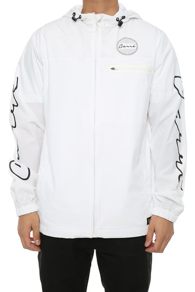 Carré Revolution Longitude Jacket White