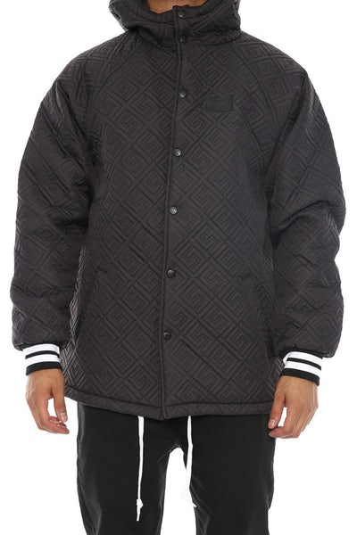 Crooks & Castles Domineer Parka Black