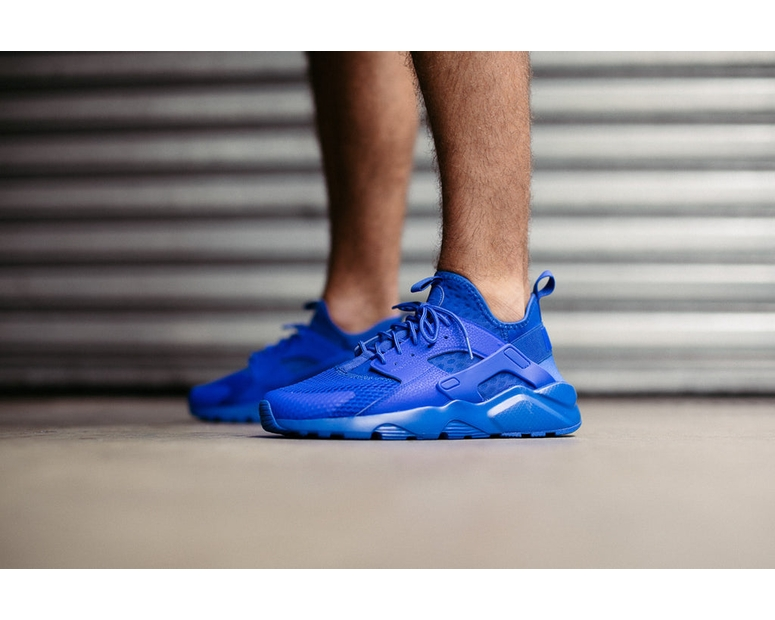 Nike Air Huarache Run Ultra BR Blue/blue