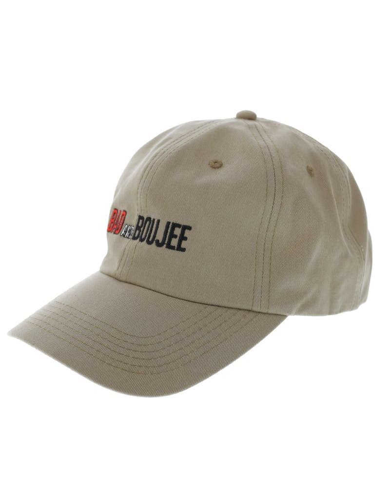 Goat Crew Bad and Boujee Strapback Tan
