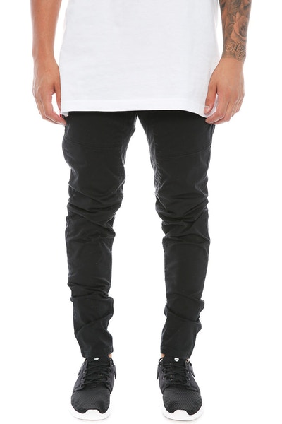 Other UK Clothing Limited Prem Essential Stacked Jeans Black