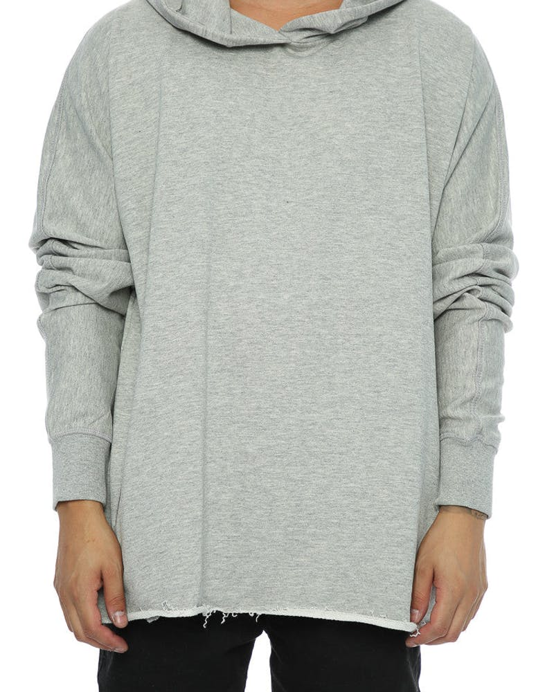 Other UK Clothing Limited Premium Essential Hoodie Heather Grey
