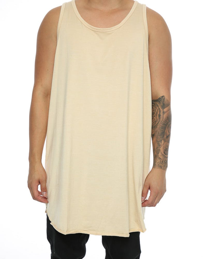 Other UK Clothing Limited Base Layer Vest Nude