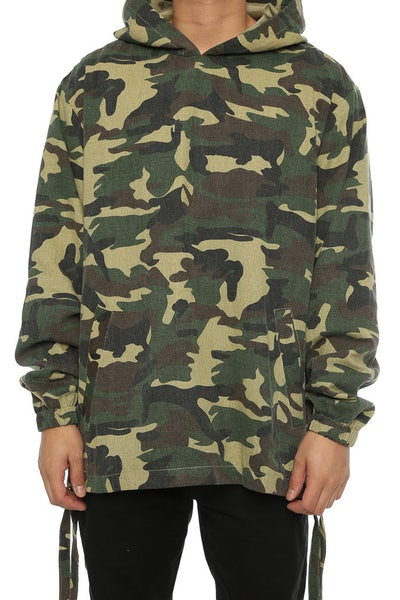 Lifted Anchors Skriver Hood Camo
