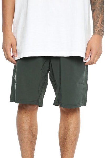 Lower Triple U Gym Short Forest Green