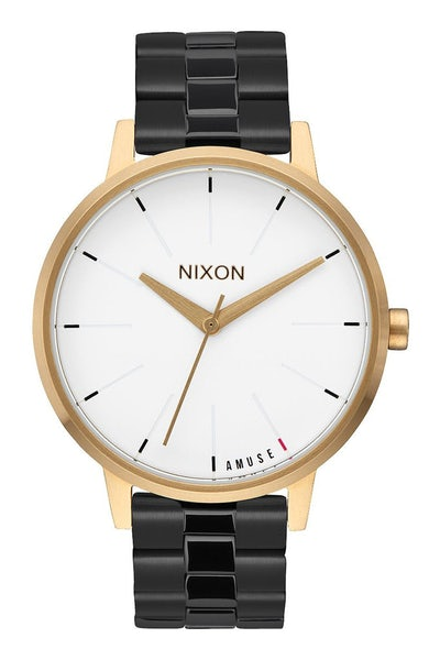 Nixon Kensington Light Gold/Black
