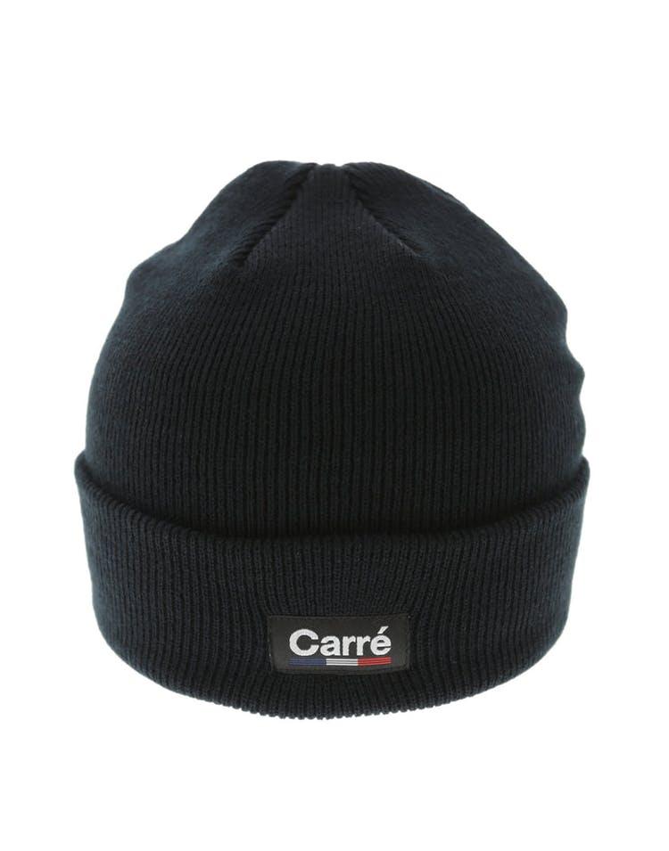 907ca53b1cf Carré Marque Beanie Black – Culture Kings