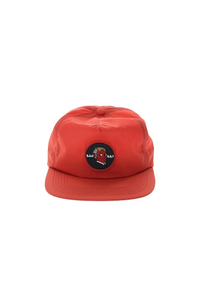 Rats Get Fat Business As Usual Strapback Red