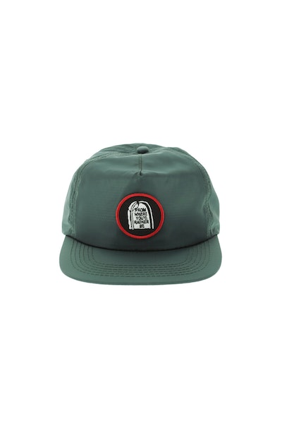 Draft Day Rather Be Strapback Green