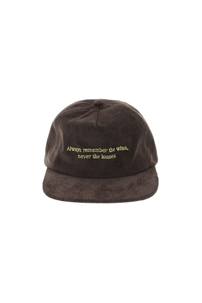 Draft Day Wins Strapback Brown
