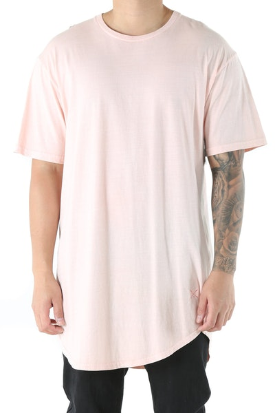 Detache Canis Scallop Tee Pig Skin