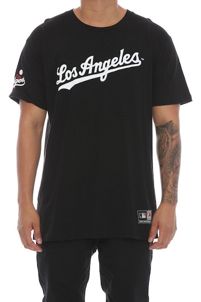 Majestic Athletic Gothyna LA Dodger Tee Black