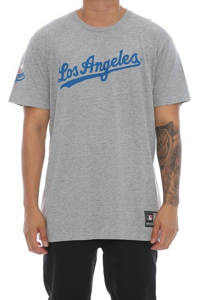 Majestic Athletic Gothyna LA Dodger Tee Grey