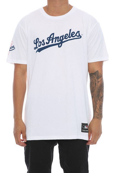 Majestic Athletic Gothyna LA Dodger Tee White