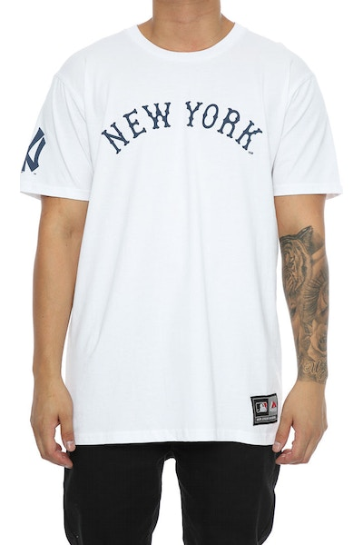 Majestic Athletic Gothyna NY Yankees White