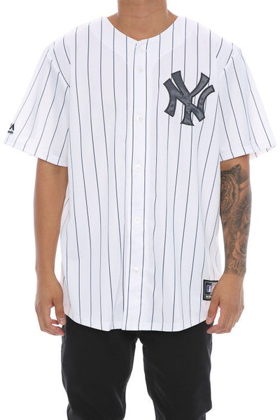Majestic Athletic MLB Yankees Replica White