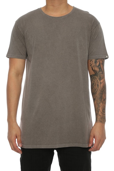 Silent Theory Silent Tee Charcoal