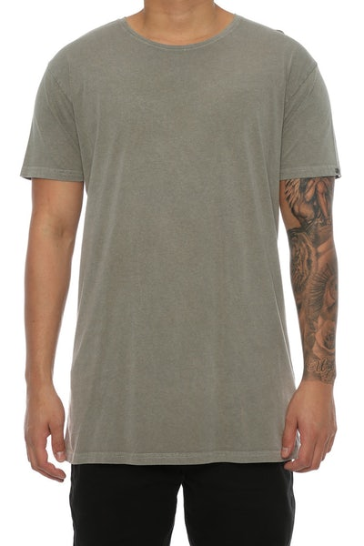Silent Theory Silent Tee Green