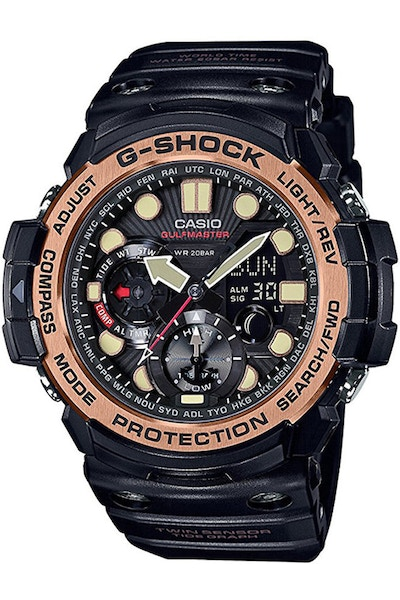 G-Shock GN1000RG Gulfmaster Black/Rose Gold
