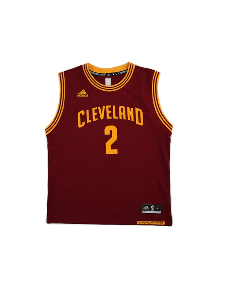e0fb39cc3fd Adidas Performance NBA Cleveland Cavaliers Kyrie Irving Youth Jersey   –  Culture Kings