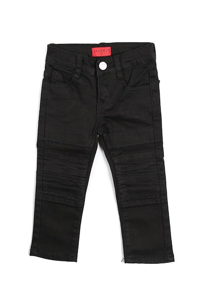 Haus of JR Cali Denim Jean Black