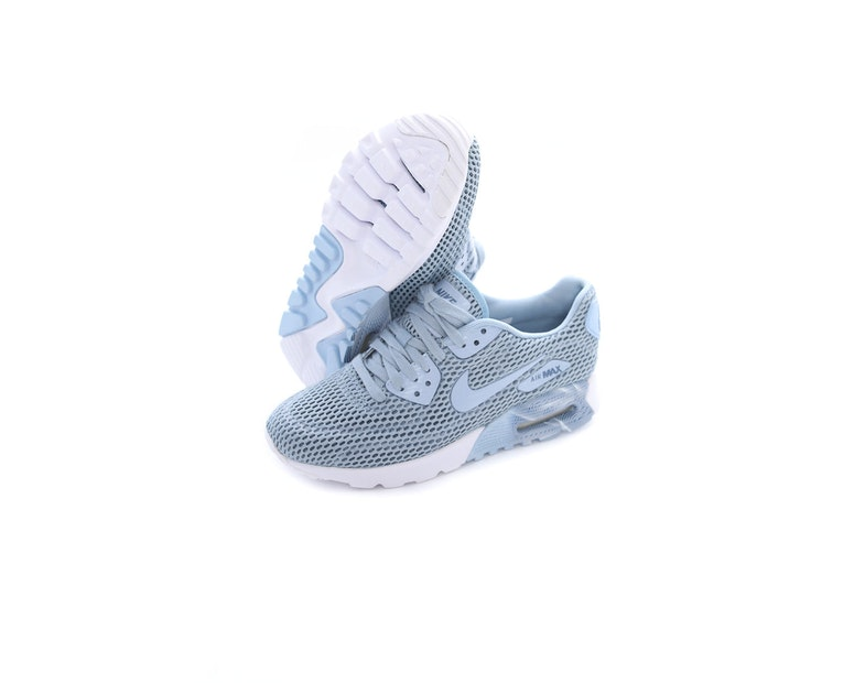 Nike Women's Air Max 90 Ultra BR Slate Blue/White