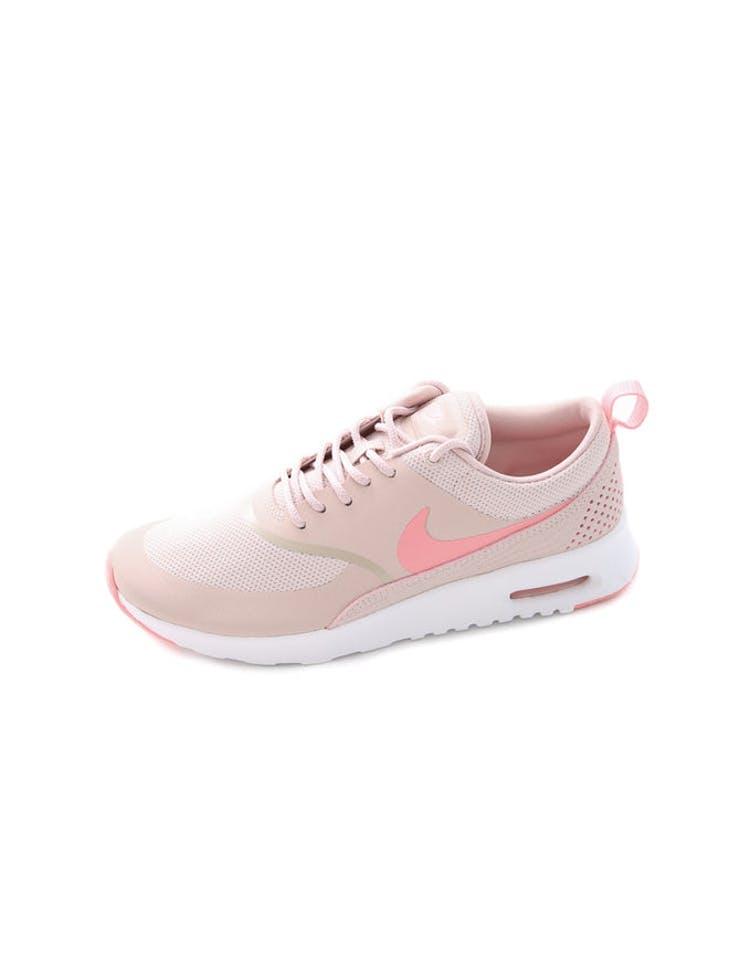 timeless design 2c701 706cf Nike Women s Air Max Thea Tan White Pink   599409 610 – Culture Kings