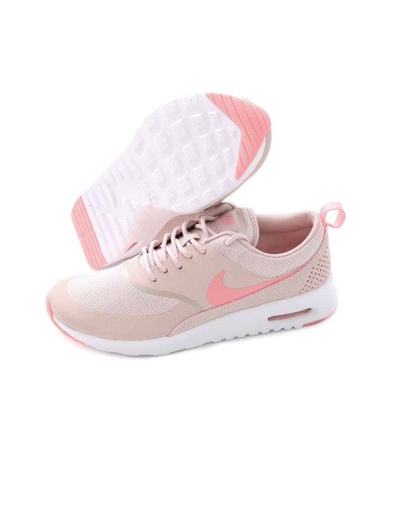 Nike Women's Air Max Thea Tan/White/Pink