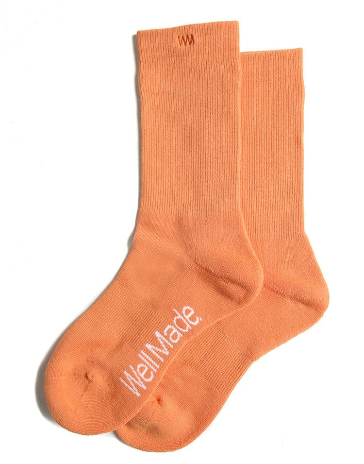 Well Made Daily Socks Melon