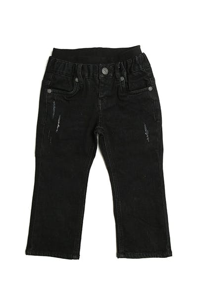 Lil Homme Denim Jeans Blue Black
