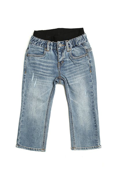 Lil Homme Denim Jeans Blue Denim