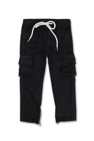 Haus of JR Connors Cargo Pant Black