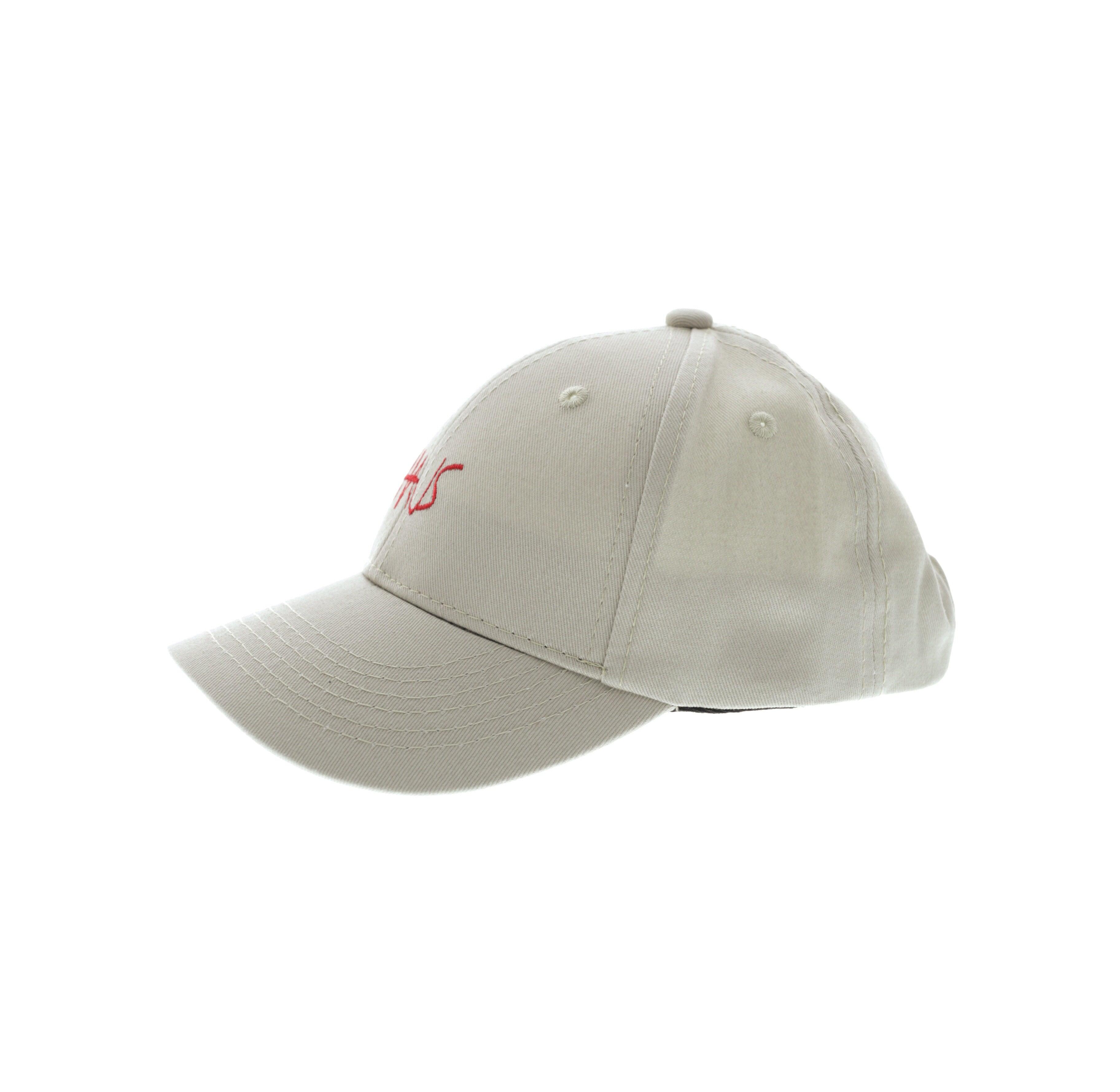 Creme HAUS OF JR Skylar Script Snapback Hat -Unisex