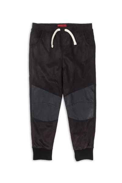 Haus of JR Teddy Jogger Black