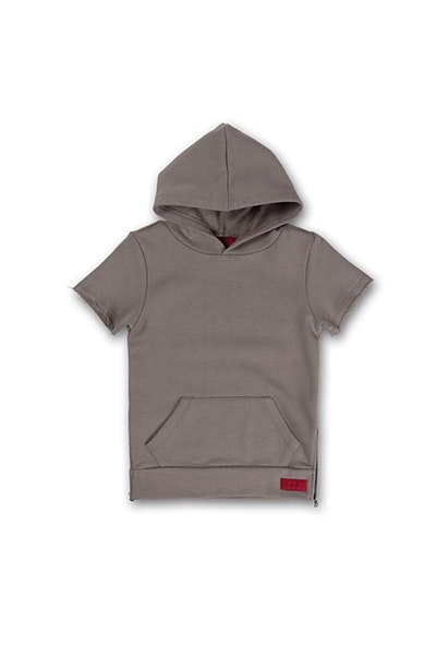 Haus of JR Spring Jordyn Hoodie Brown