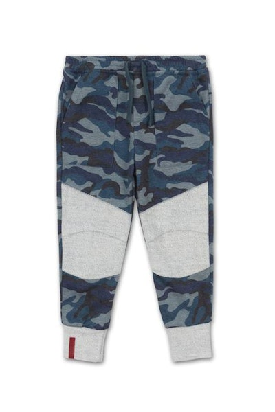 Haus of JR Pat Dropcrotch Sweatpants Camo