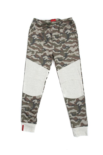 Haus of JR Pat Dropcrotch Sweatpants Desert Camo