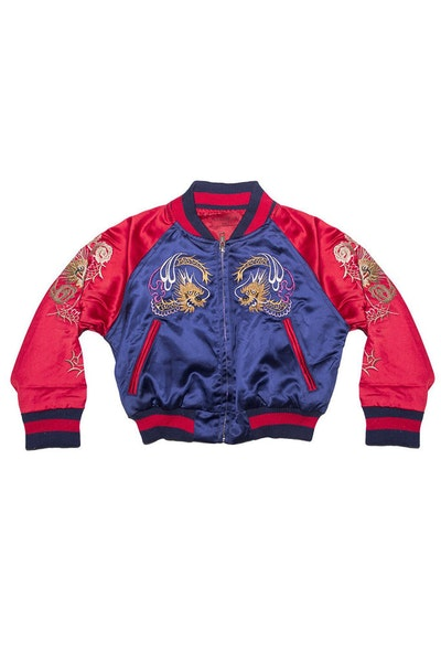 Haus of JR Wyatt Souvenir Jacket Navy