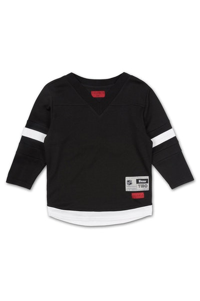 Haus of JR Clifton Hockey Jersey Black