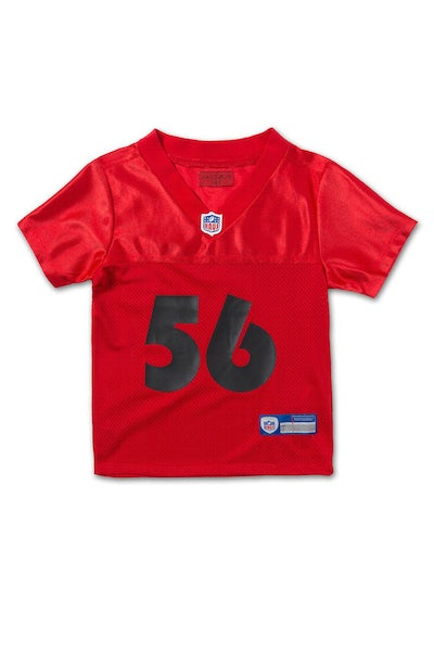 Haus of JR Stanley Jersey Red
