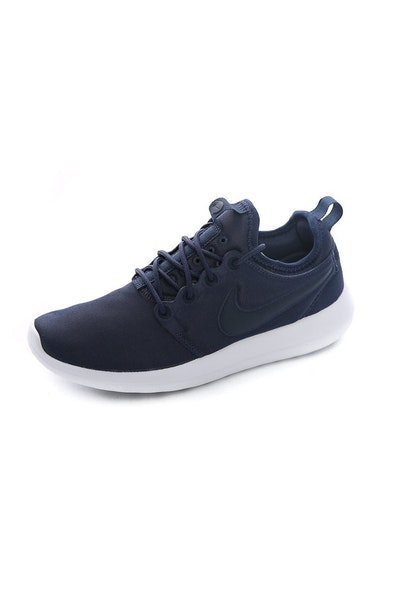 Nike Women's Roshe Two Navy/White