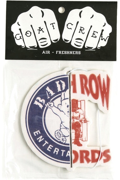 Goat Crew Coast 2 Coast Air Freshener Multi-coloured (New Car Scent)