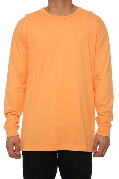 Well Made MJ Basic Long Sleeve Tee Melon