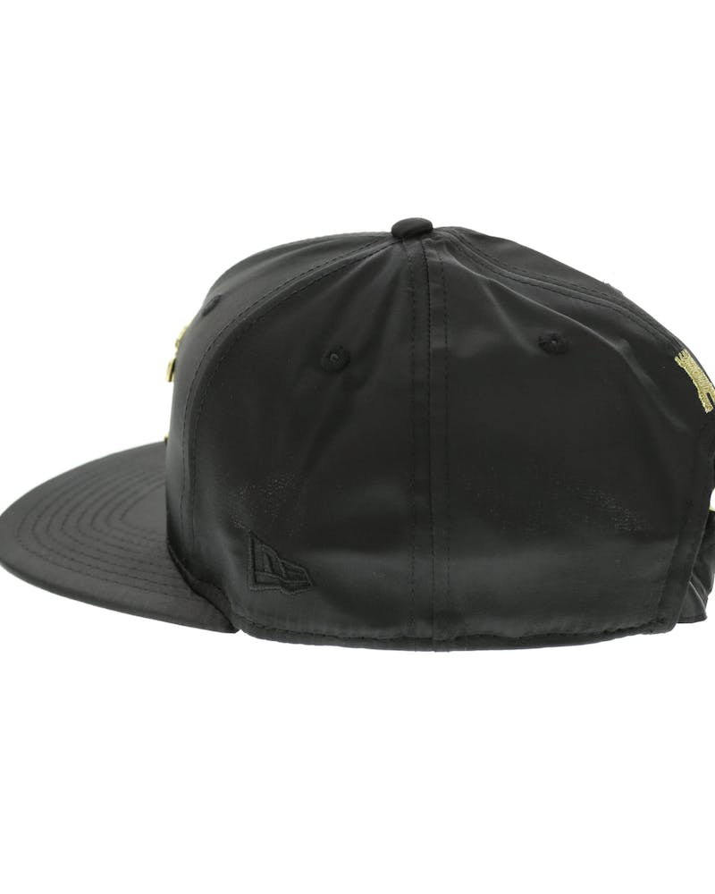 Crooks & Castles Thuxury Chain C Strapback Black